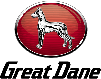 Red Great Dane Logo Northwest Truck & Trailer