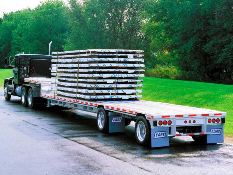 East Manufacturing Trailers
