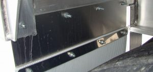 REAR PANEL FULLY SEALED EAST MANUFACTURING FLATBEDS