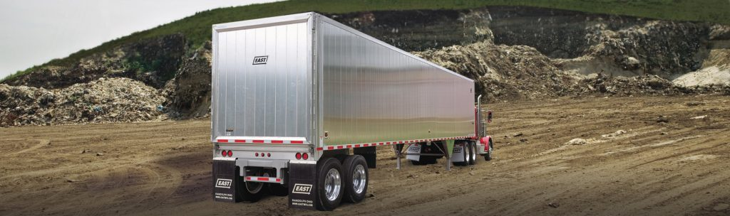 REFUSE TRAILERS EAST MANUFACTURING