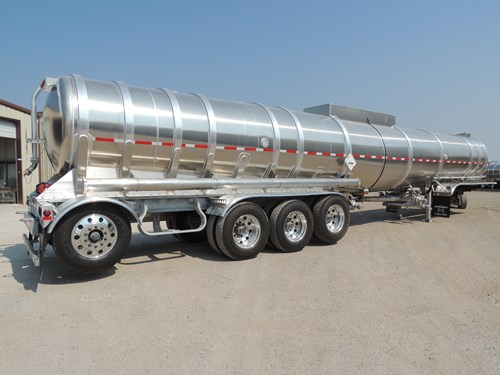 DOT 407 Crude Oil Trailers stephens-trailers