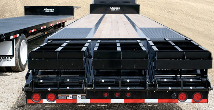 drop deck trailers circle-r